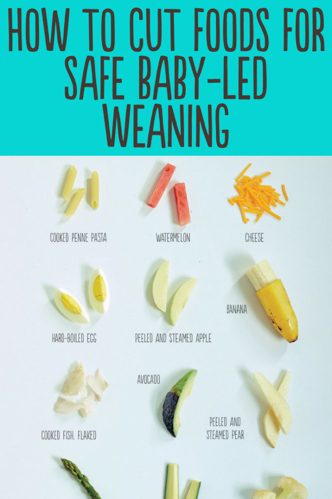 Baby Led Weaning 101 - Snacks with Jax